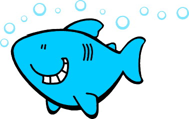 378x238 Collection Of Shark Clipart For Kids High Quality, Free