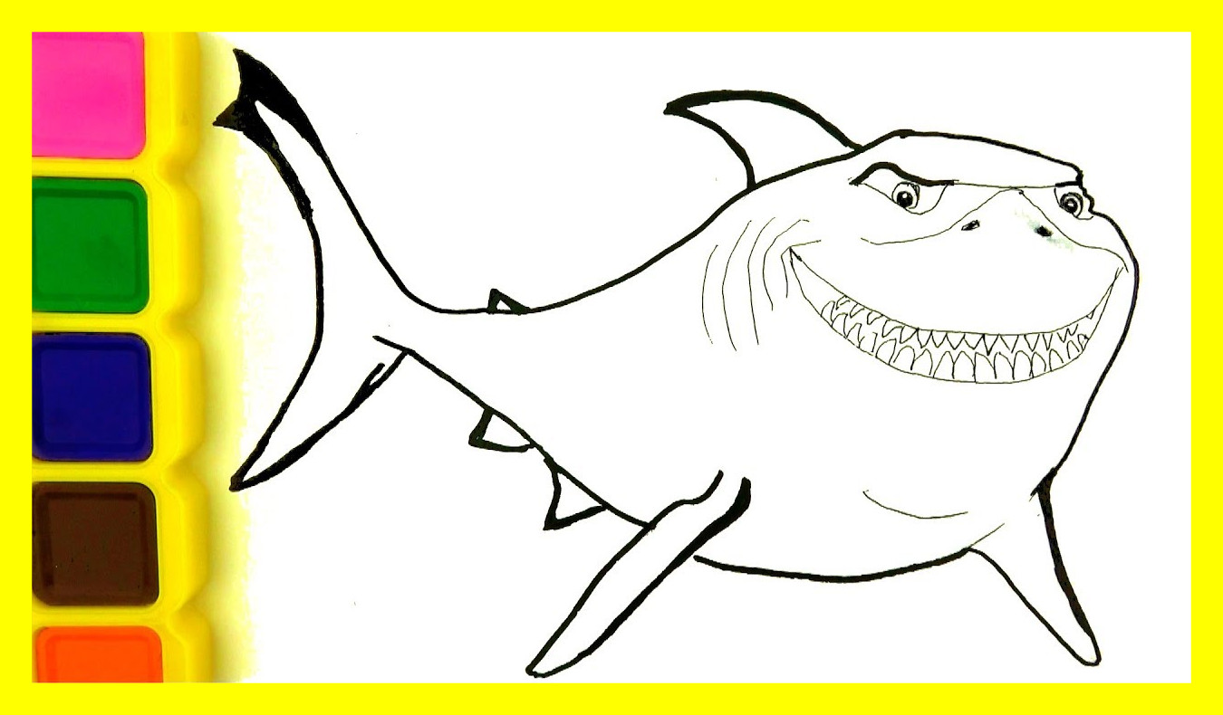 Shark Colouring Pages To Print at GetDrawings.com | Free for ...