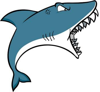 350x321 Free Shark Vector 2 Clipart And Vector Graphics