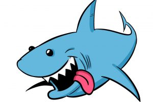 300x200 Pleasant Design Sharks Clipart Shark Children S Ministry
