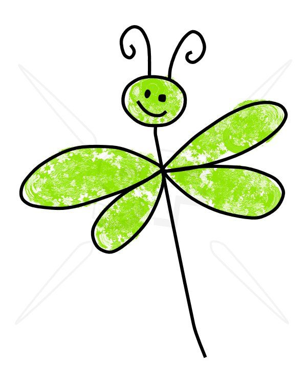600x750 Cute Dragonfly Clipart Bday Wishes And Dragonflies