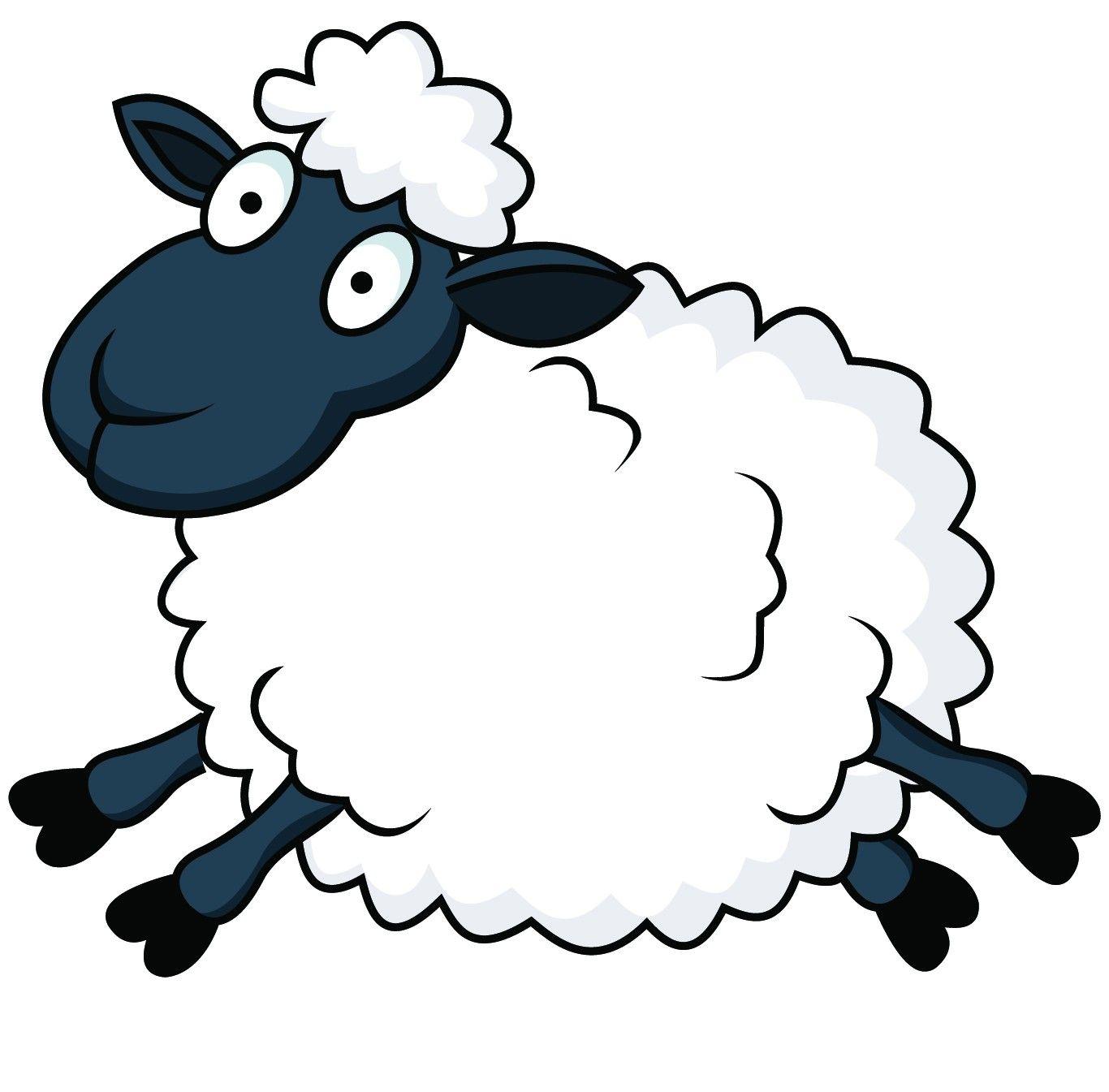 1366x1345 Lamb Cartoon