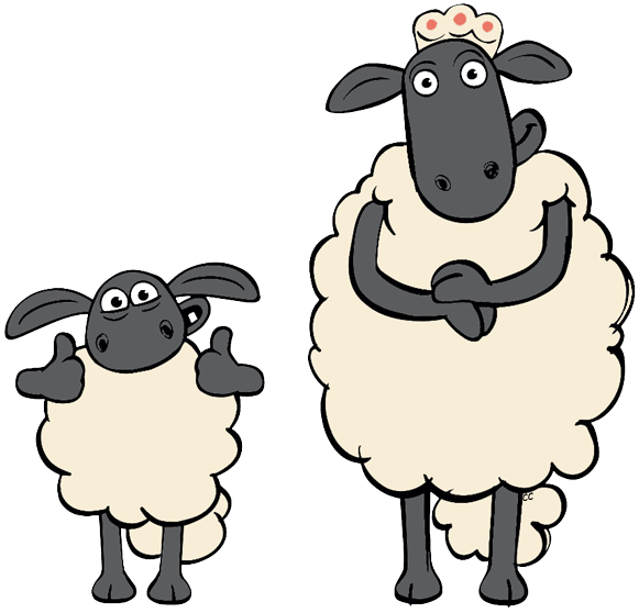 581x558 Sheep Clipart Shaun The Sheep