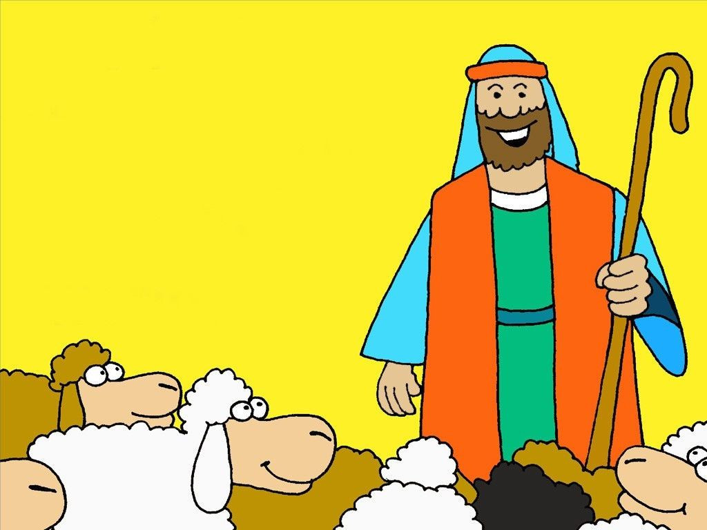 1024x768 Free Clip Art Psalm 23 Shepherd Illustrations And Clipart 562