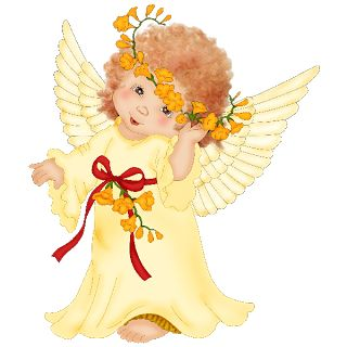 320x320 Clip Art Of Angels Clipart Collection