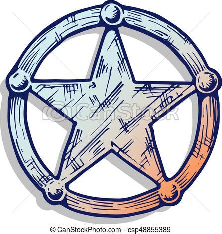 446x470 Texas Ranger Badge Clipart Vector And Illustration. 33 Texas