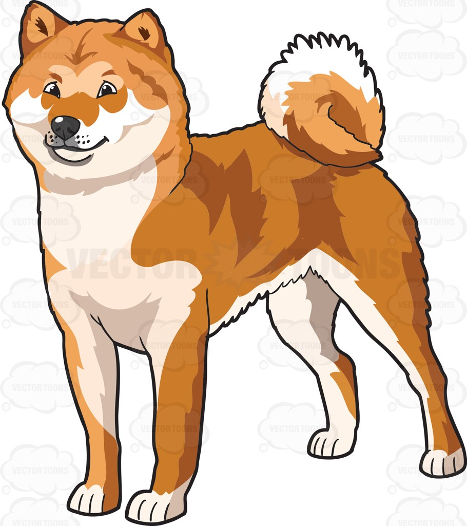 shiba inu clipart at getdrawings com free for personal use shiba rh getdrawings com Beagle Silhouette Clip Art Airedale Terrier Dog Clip Art