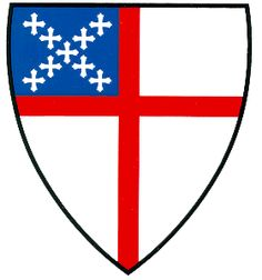 236x252 Episcopal Church Clip Art Episcopal Shield St Mary