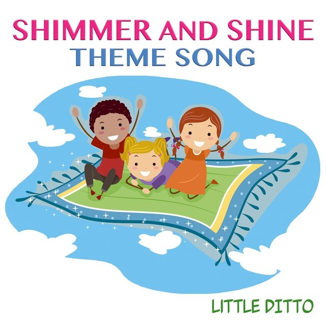 640x640 Tidal Listen To Shimmer And Shine Theme Song On Tidal