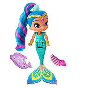 300x300 Fisher Price Nickelodeon Shimmer Amp Shine Magic Mermaid Shine Toy