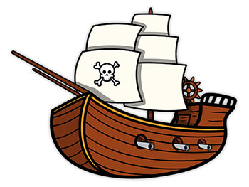 350x263 Free Boat Graphics