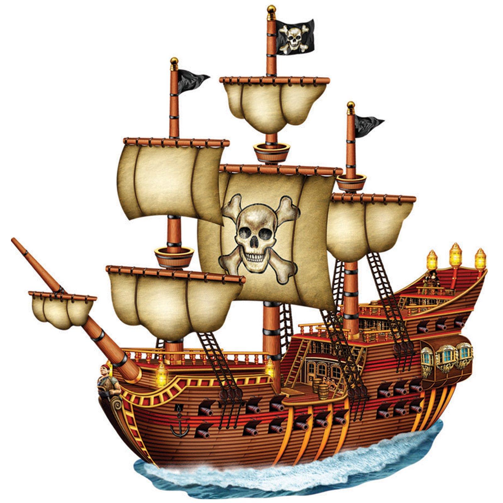 1600x1600 Clipart Pirate Ship