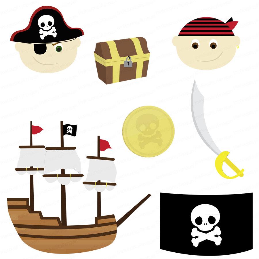 900x900 Pirate Clip Art