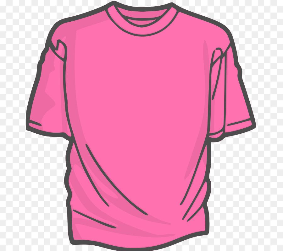 900x800 T Shirt Pink Clip Art