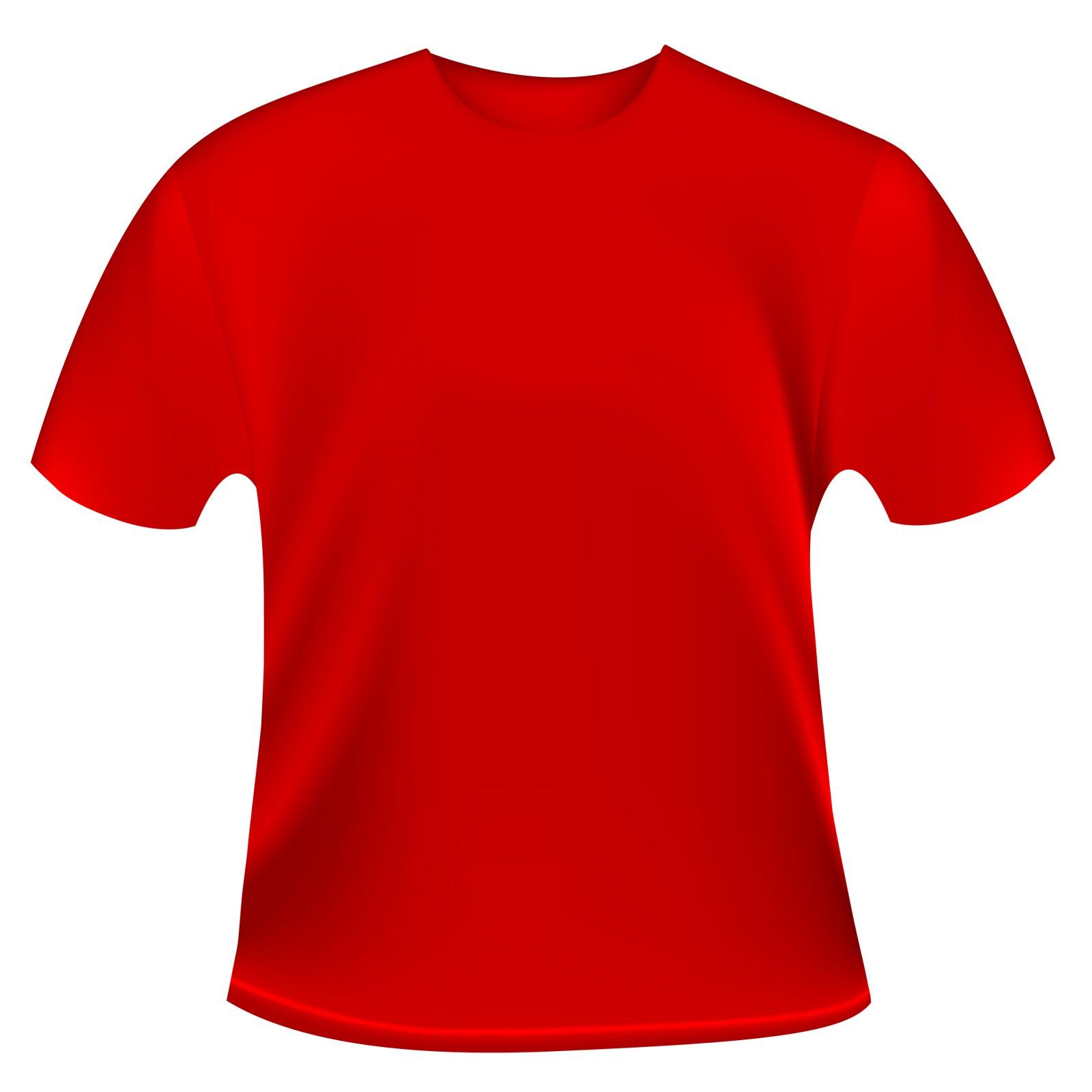 1600x1600 Clip Art Red T Shirt Clip Art