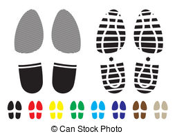 253x194 Shoe Pattern Vector Clipart Eps Images. 7,530 Shoe Pattern Clip