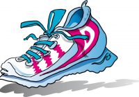 200x140 Running Shoes Clipart The Truth About Running Shoes Clipart