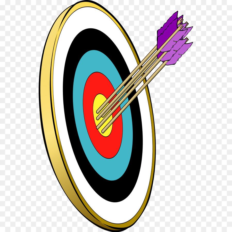900x900 Shooting Target Arrow Target Archery Bullseye Clip Art