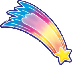 Shooting Star Clipart