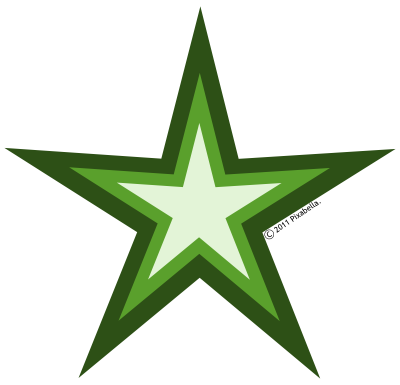400x385 Image Of Star Clipart