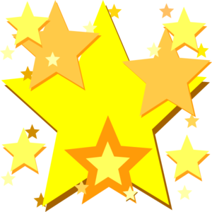 300x300 Yellow Star Border Clip Art Clipart Panda