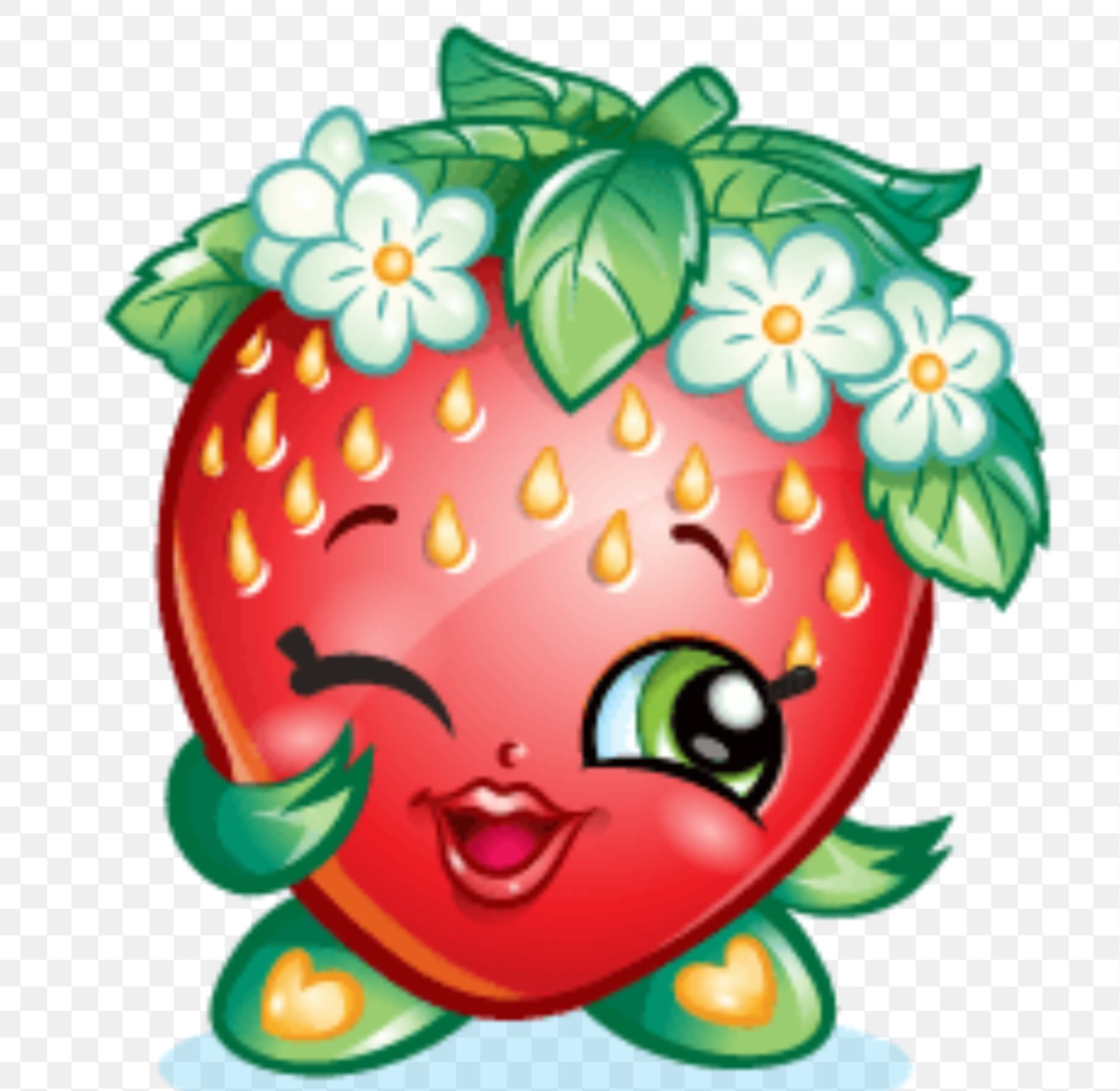 1576x1536 One Of My Fave Shopkins Shopkins Strawberry Strawberryk