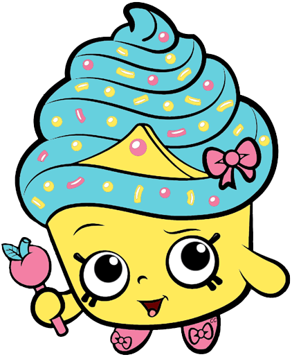 422x515 Shopkins Clip Art Cartoon Clip Art