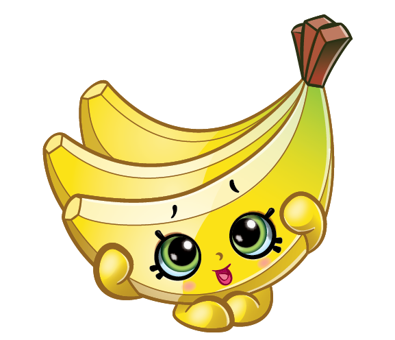 577x496 Banana Clipart Six