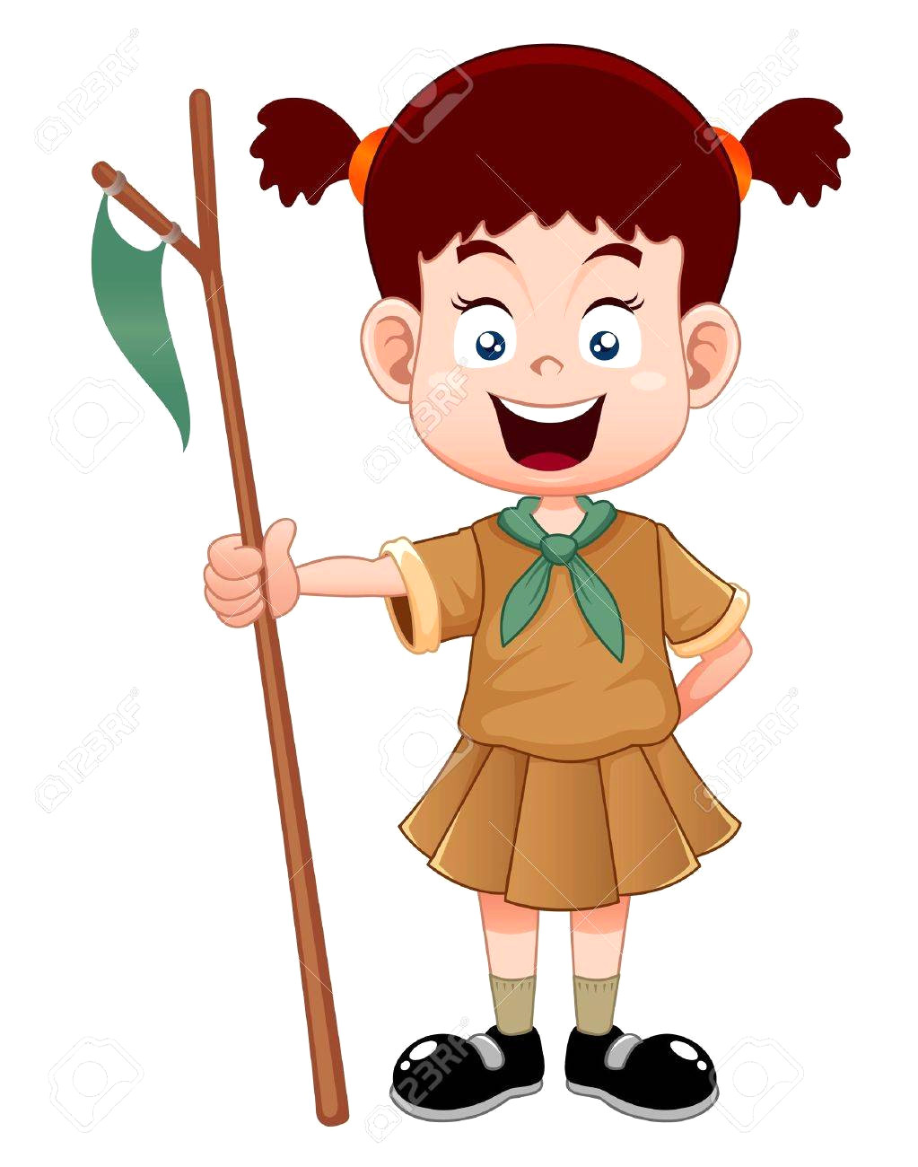 1023x1300 Images Girl Scout Clip Art Brownie Scouts Set Daily Hub Free