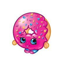 216x200 Collection Of Shopkins Donut Clipart High Quality, Free