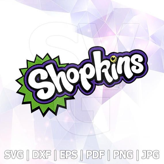 Shopkins Logo Clipart