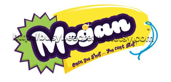 570x274 Custom Shopkins Logo