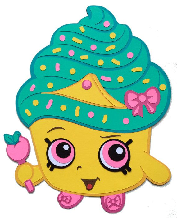 570x705 Collection Of Shopkins Clipart Free High Quality, Free