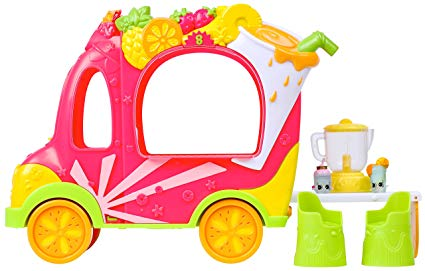 425x271 Shopkins Shoppies Juice Truck Toys Amp Games