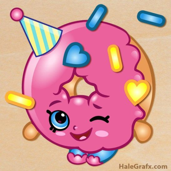548x548 33 Best Bella's Shopkins Party Images On Shopkins Bday