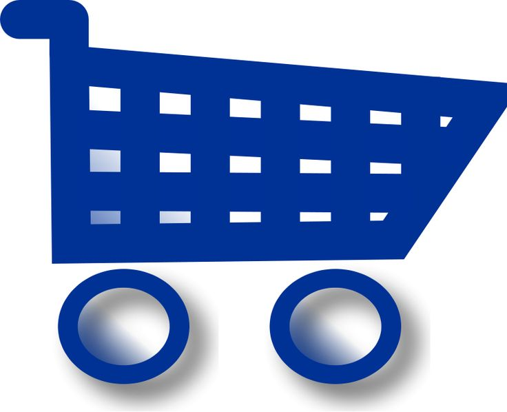 Shopping Cart Clipart