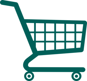 297x276 Empty Shopping Cart Clip Art