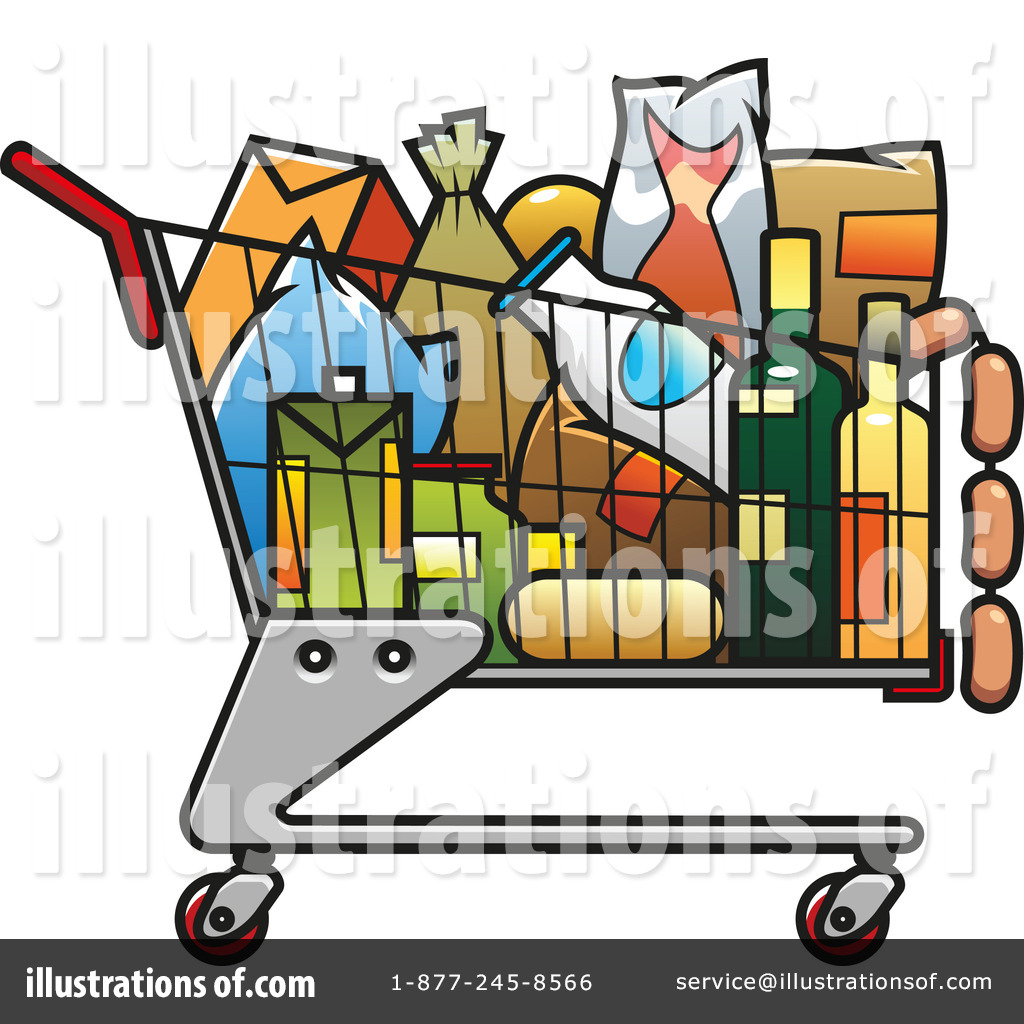 1024x1024 Shopping Cart Clipart