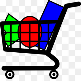 260x260 Shopping Cart Royalty Free Clip Art