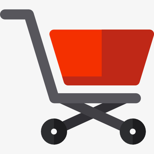 512x512 Cart Cartoon, Shopping Cart, Cartoon, Vector Png Image And Clipart