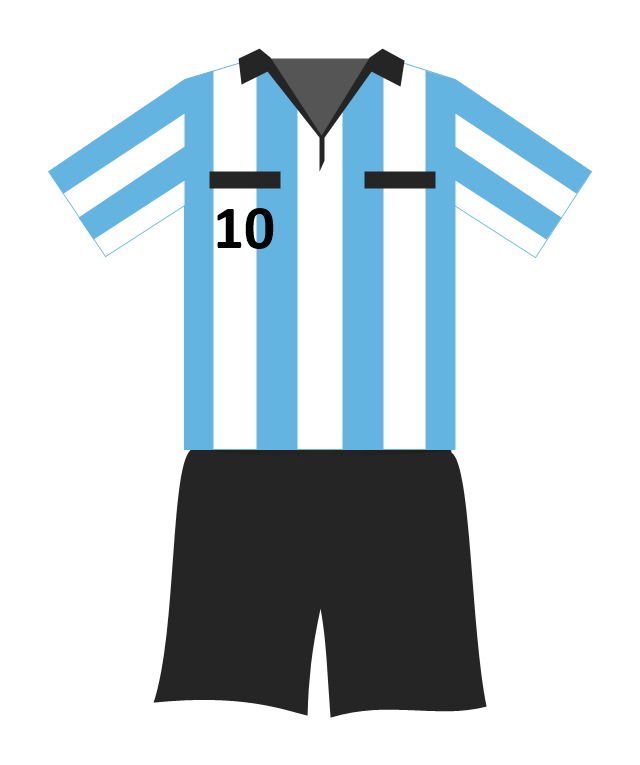 640x765 Soccer Shorts Clipart