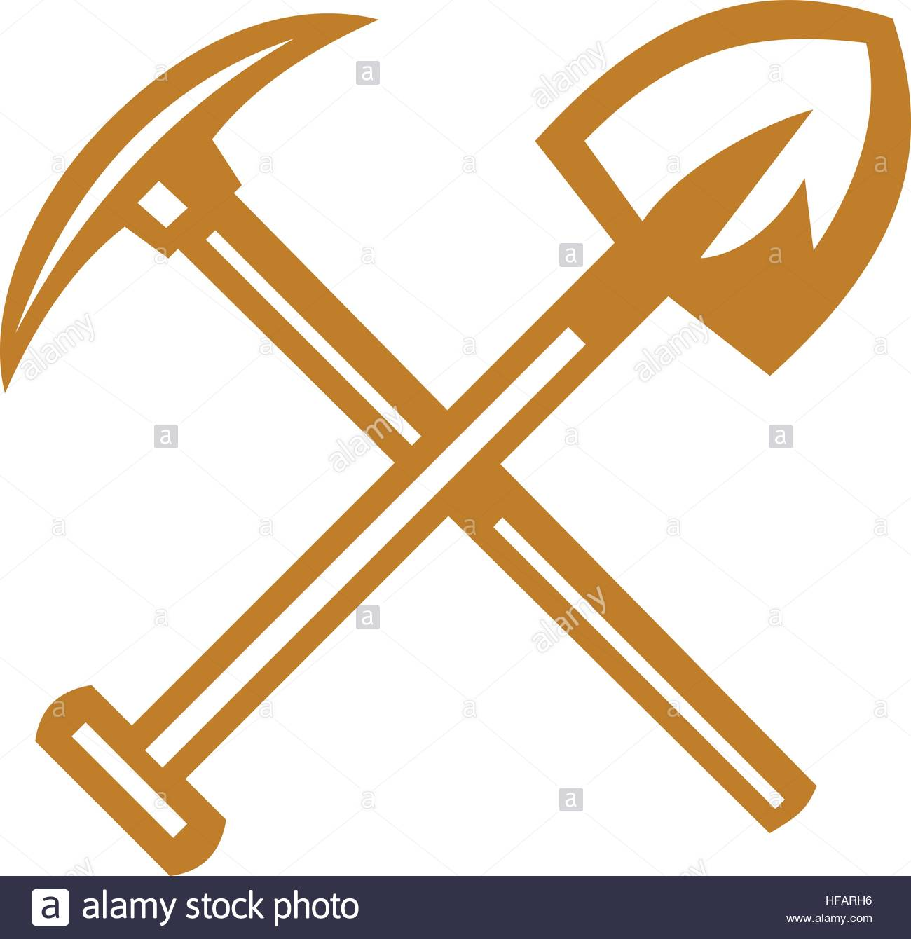 Shovel Clipart