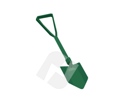 425x356 Shovel Vector Clip Art Clipart Panda