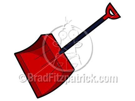 432x324 Cartoon Shovel Clipart Picture Royalty Free Snow Shovel Clip Art
