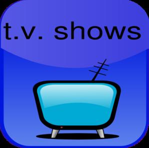 298x297 Tv Shows Clip Art