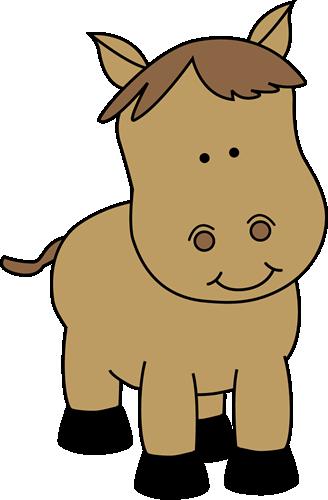 328x500 Horse Clip Art