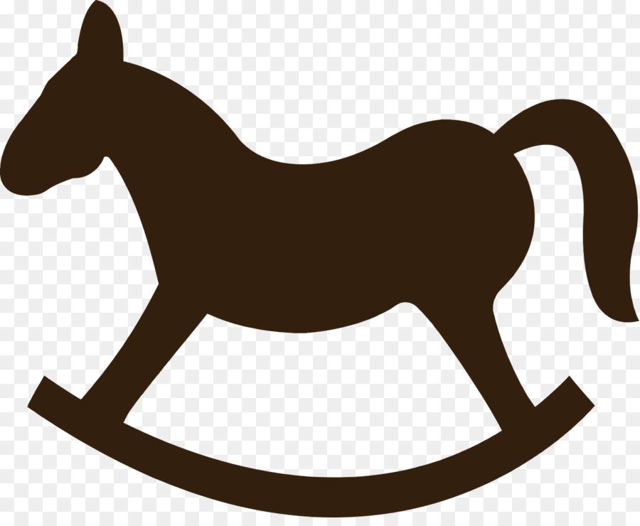 900x740 Rocking Horse Pony Clip Art