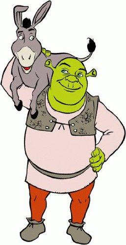 Shrek And Donkey Clipart