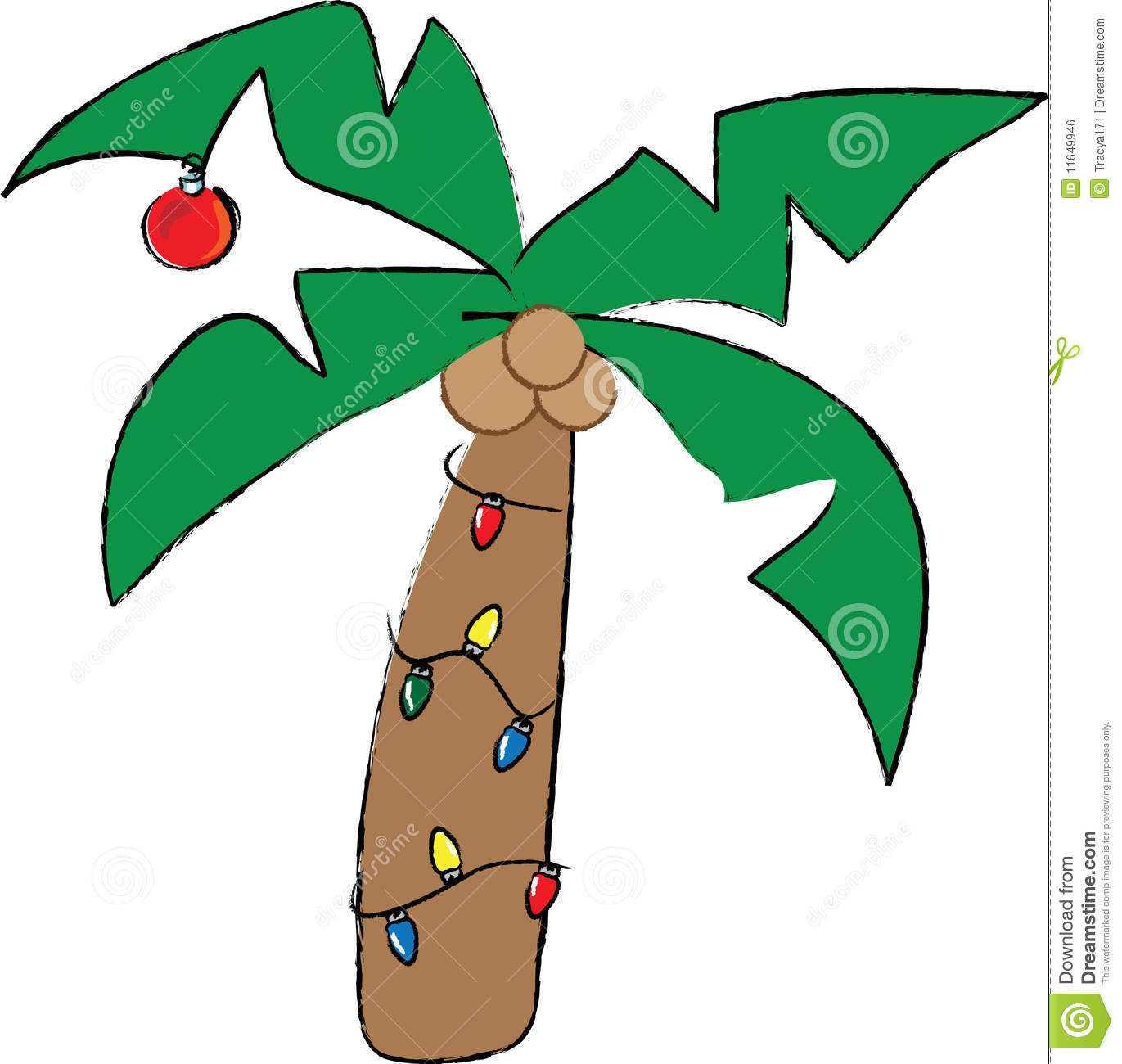 1371x1300 Christmas Palm Tree Clip Art Free Collection Download And Share