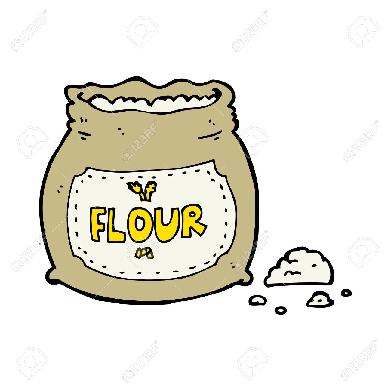 1300x1300 Flour Clip Art Free Collection Download And Share Flour Clip Art